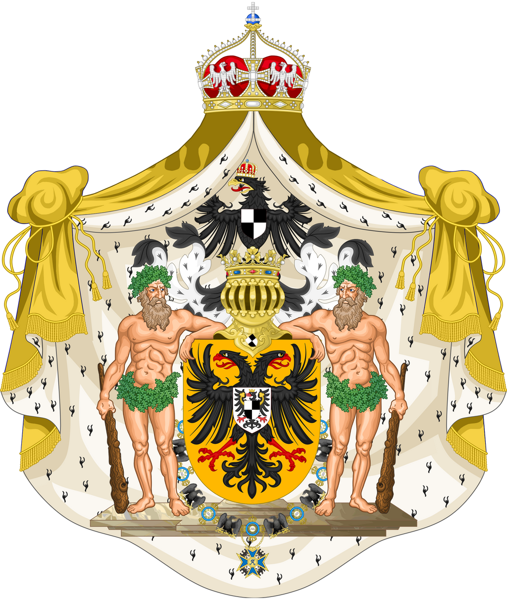Image result for German Crown prince crown