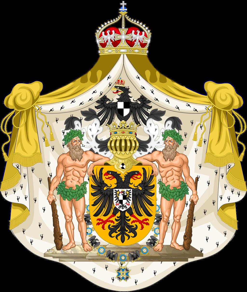 Image result for German Crown prince crown