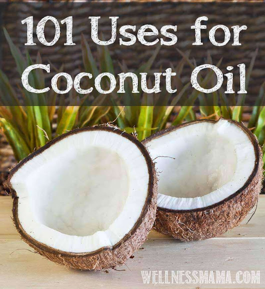 Coconut Oil: 101 Uses, Benefits, & Why You Should Use it | Wellness Mama