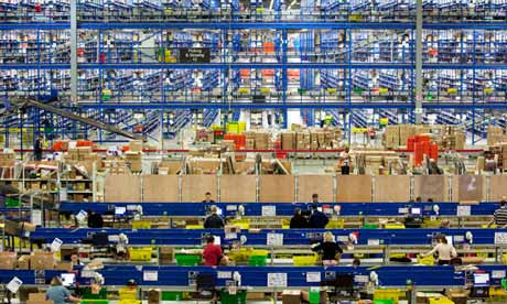 Fresh questions for Amazon over pittance it pays in tax