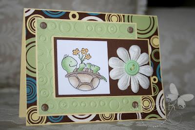 Turtles Flowers