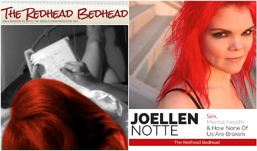 Dildos, Depression,Touring, and Teaching: The Redhead Bedhead Turns 5!