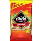On The Border Tortilla Chips, Cafe Style - 28 oz