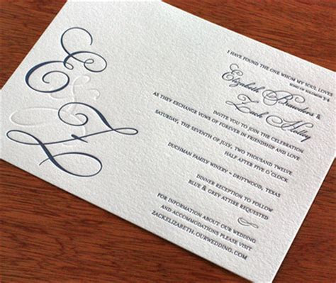 Invitation Goofs   What Did You Do or Not Do?   Weddings