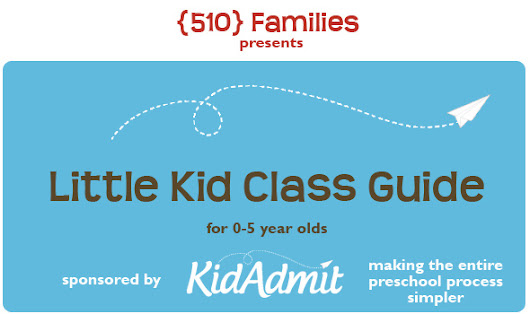 Classes for Preschoolers, Toddlers & Babies in the East Bay