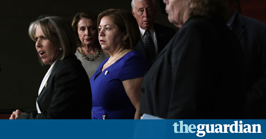 Hispanic caucus members ejected from meeting about immigration raids | US news | The Guardian