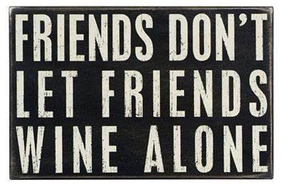 Image result for friends don't let friends drink