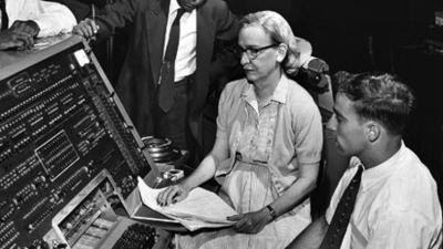 Grace Hopper, Amazing Grace of computer history, gets Google Doodle
