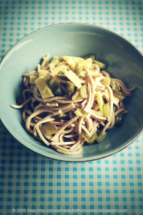 Fleischwurstsalat