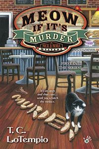 Meow If It's Murder by T. C. LoTempio