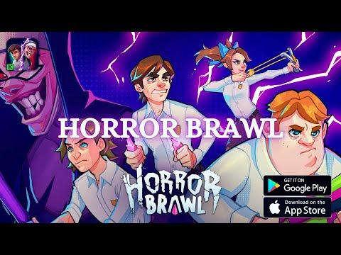 Horror Brawl Gameplay - Worst Player in Battle Royale