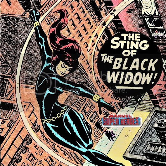 The Sting of the Black Widow!