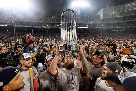 Boston Red Sox destined for World Series Glory in 2018?