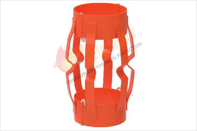 Bow Spring Centralizer - Hinged Semi-Rigid Welded Bow Spring Centralizer