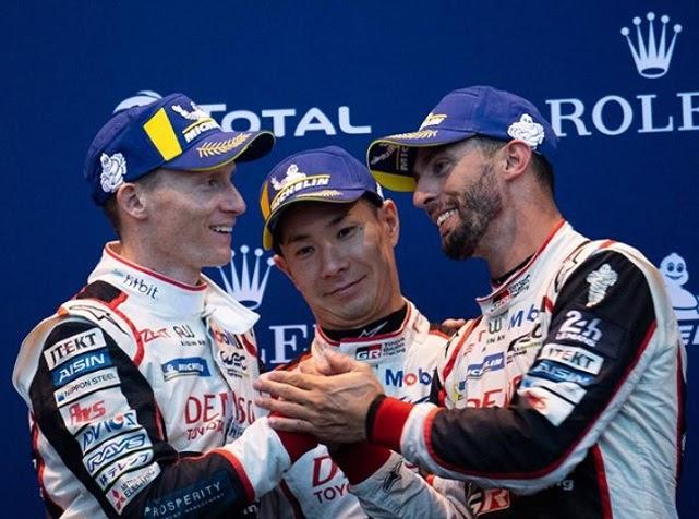 Pechito López y un podio con sabor a poco en Le Mans