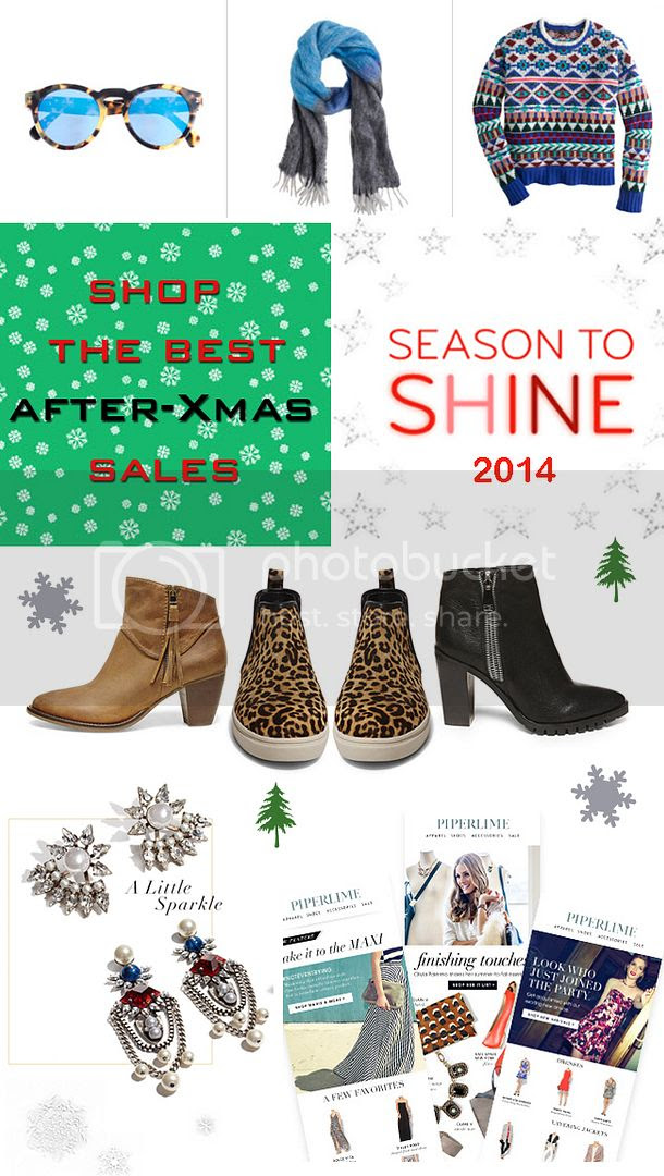 holiday 2014 after christmas sales and discount codes