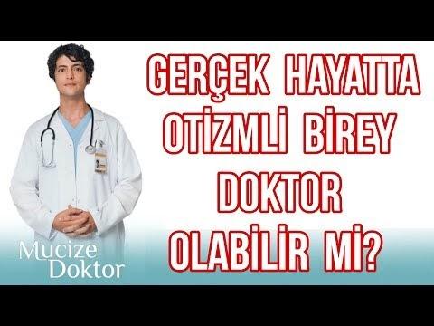 Mucize Doktor Gibi Otizmli Biri Gerçek Hayatta Doktor Olabilir Mi? (VİDEO)