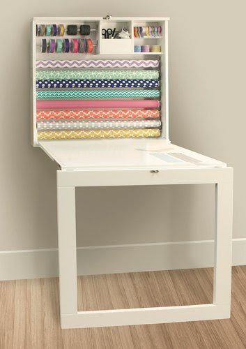 We R Memory Keepers - Fold Down Gift Wrap Station