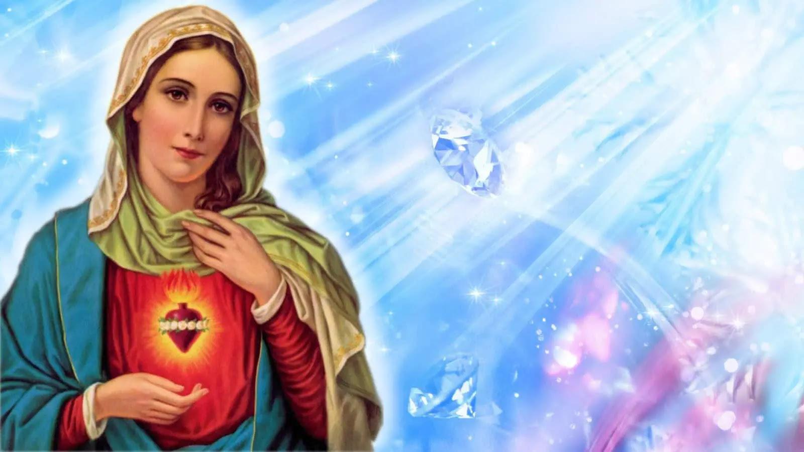 Oracion A La Virgen Maria Oraciones Cortas Para El Amor Por