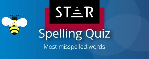 The STAR Spelling Quiz 2016 – Blog | STAR Translation Services