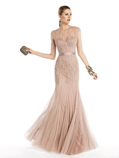 Evening gowns and formal dresses