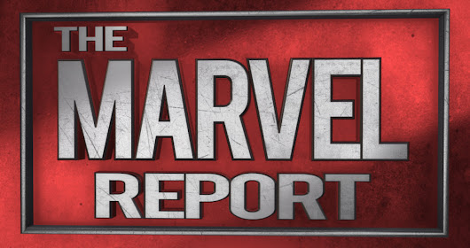 Welcome to The Marvel Report - Launch Post - The Marvel Report
