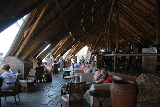 Namibia - Etosha Area - Ongava Main Lodge