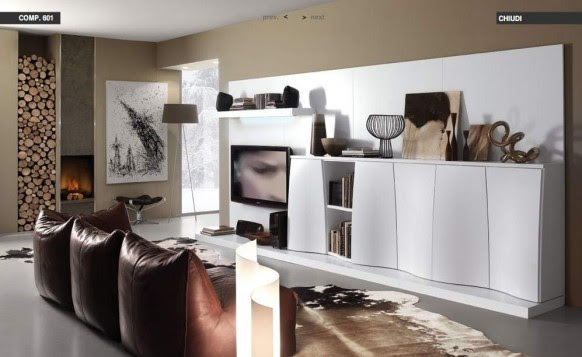Modern Living Rooms from Tumidei pic 4