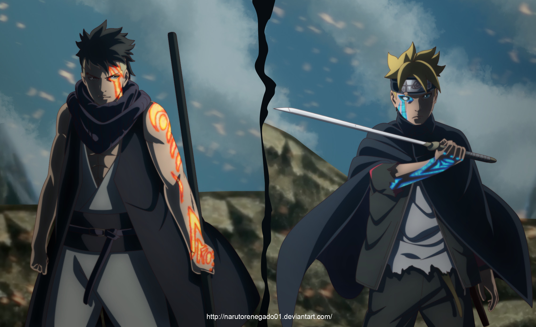 Naruto Wallpaper 4k For Pc Anime Wallpaper Hd