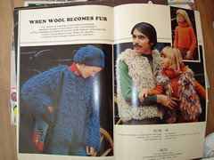 When Wool Becomes Fur