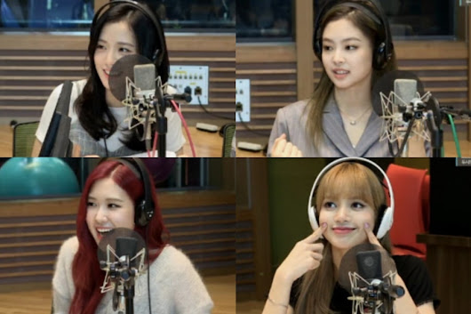 BLACKPINK Describes Variety Shows They Want To Do, Jennie Picks No. 1 Visual Of Group