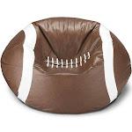 Ace Bayou Football Bean Bag Chair