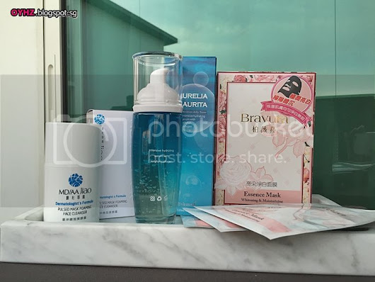 Beauty Keeper - skincare review