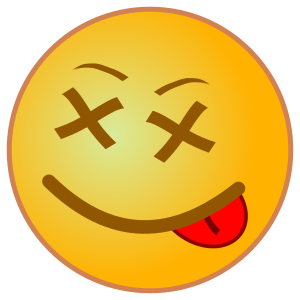 Smiley from the sMirC-series. spent