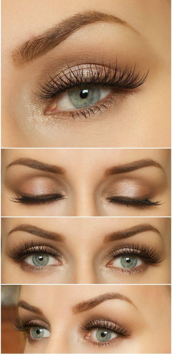 10 Stunning Natural Makeup Looks - Pretty Designs