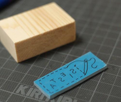 stamp making 2