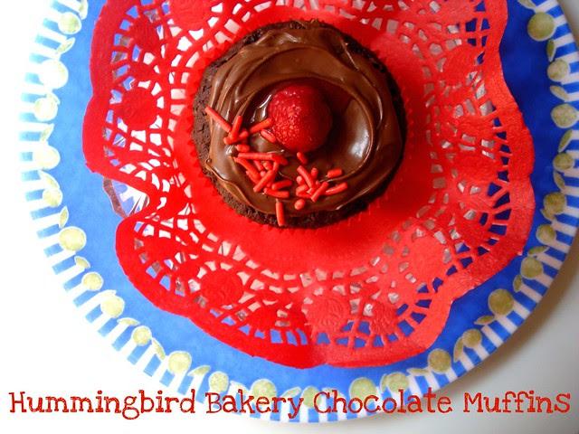 hummingbird bakery chocolate muffins