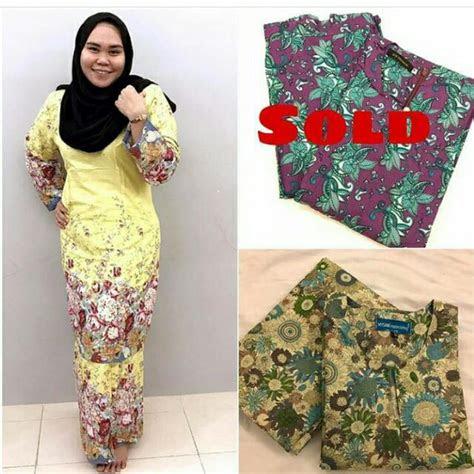 baju kurung  kurung moden cotton vietnam fesyen muslimah