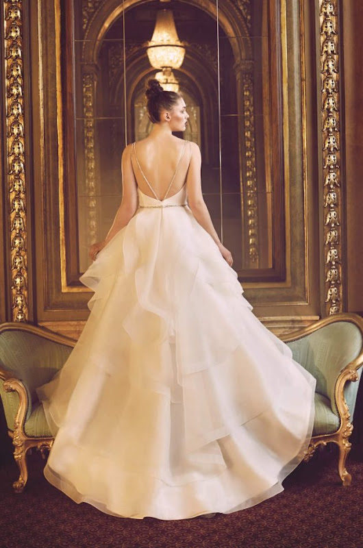 Paloma Balanca Fall Wedding Collection 2016-17 - Yourfirstwedding.com