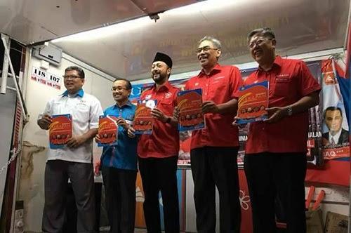 PH janji 'Bina Kembali Kedah'