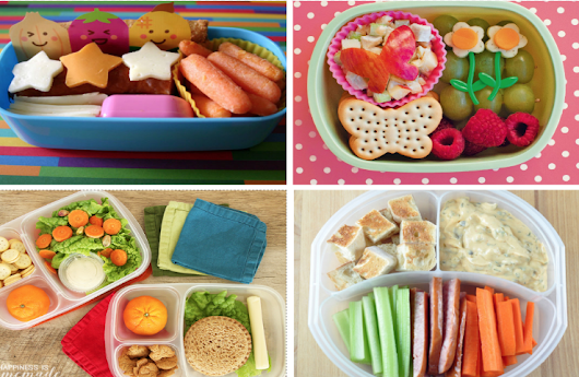 Fun and Easy Lunch Box Ideas for School or Work