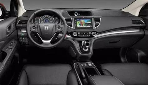 honda crv black edition interior specs review