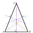Isosceles triangle - Wikipedia