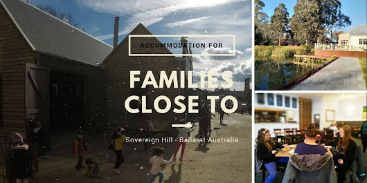 Want somewhere close to stay with the kids at Sovereign Hill