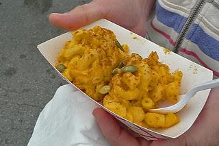 HMB Pumpkin Fest - Pumpkin Mac n Cheese
