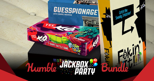 Humble Jackbox Party Bundle
