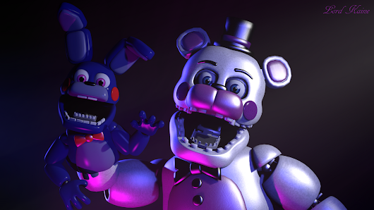 Image: Funtime Freddy (Kinda) by Lord-Kaine on DeviantArt