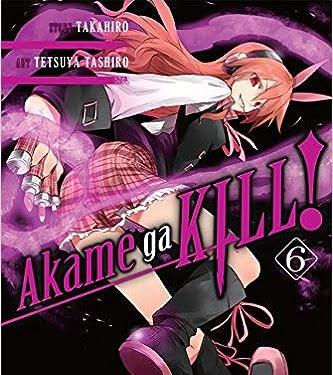 Akame Ga Kill Manga 6