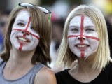 Supportrices Angleterre Coupe du monde 2014