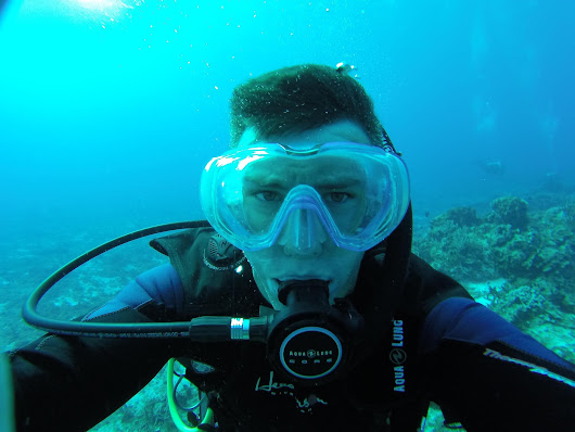 Found GoPro in Cozumel on Santa Rosa Wall. Message me if you know this guy! • r/scuba